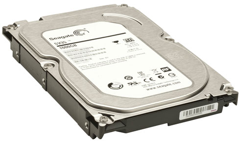 Internal Hard Drive Recovery
